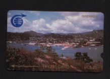 Phonecard Telephone card D3 Grenada RARE #278